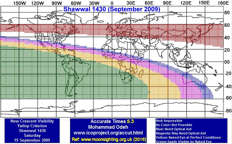 Shawwal1430 September2009