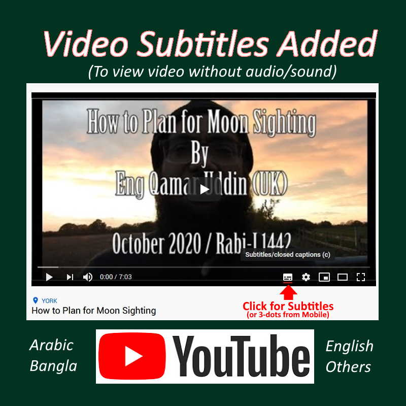 YouTube Subtitles